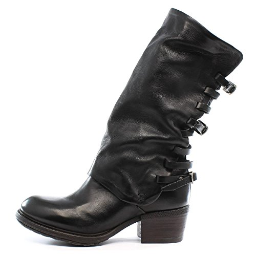 A.S.98 Stiefel Corn 260305-201 Nero Airstep as98 Nero