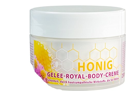 Honig Gelee-Royal-Body-Creme 250 ml