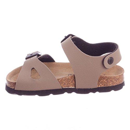 Grunland Aria unisex bambino, pelle liscia, sandali, 20 EU
