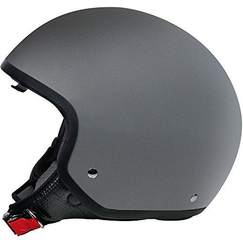 LAMPA - Brio, casco demi-jet - Canna fucile opaco - S