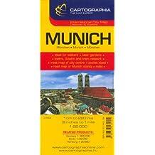 Plan Cartographia Munich