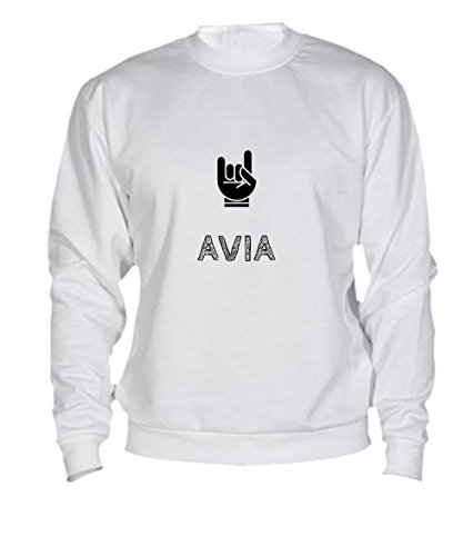 sweatshirt-avia-print-your-name-white