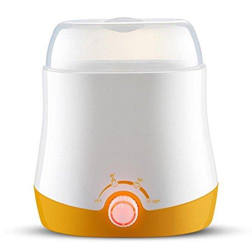 HTTMYY Baby Elektrischer Dampfsterilisator Eierkocher Hilfstopf Multifunktion Dauerhaft 220V 50HZ