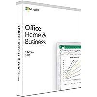 Microsoft Office 2019 Home & Business 1licencia(s) Inglés - Suites de programas (Inglés)