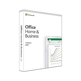 Microsoft Office Home & Business 2019 | one-time purchase