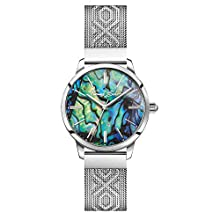Thomas Sabo Womens Analogue Quartz Watch with Stainless Steel Strap WA0344-201-218-33 mm