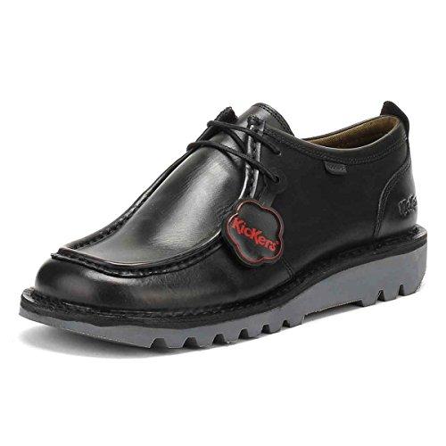 Kickers Kick Wall B Lthr Am, Zapatos de Cordones Derby para Hombre