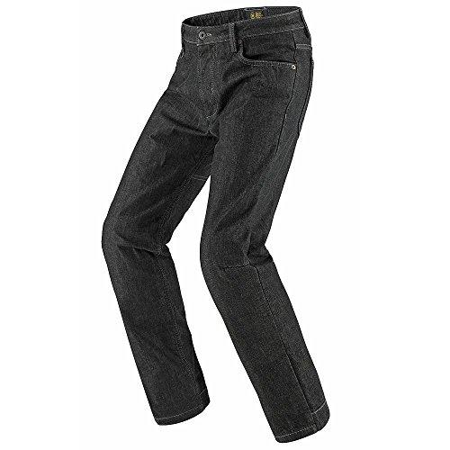Spidi Motorrad Textile Hose Aky Jeans Pant, Schwarz, 40