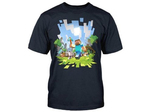 Minecraft Adventure Youth T-Shirt