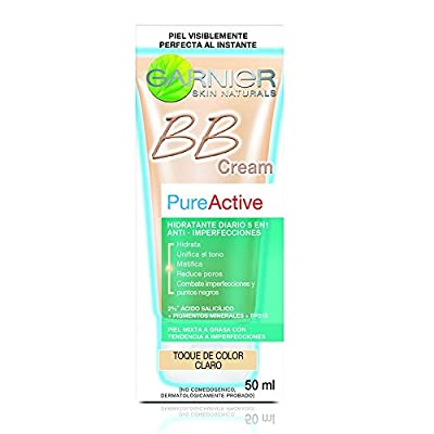 Pure Active BB Cream Medium for Blemished Skin