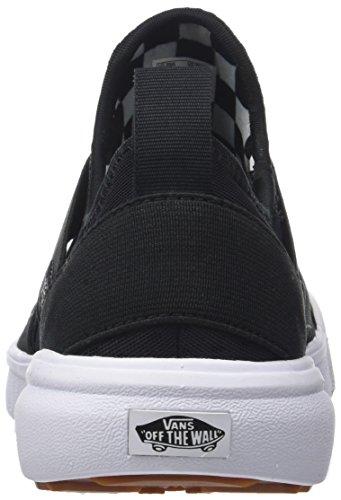 Schwarz Black Vans Sneaker Gore Ultrarange Blk Damen xF1OTP