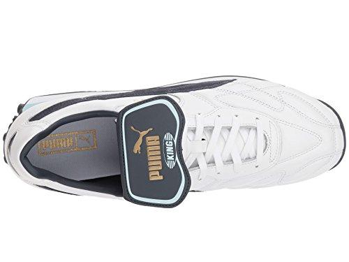 PUMA Men s King Avanti  Legends Pack  White White 13 D US