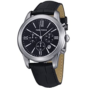 TIME FORCE TF-4099M01 - Reloj Caballero piel de TIME FORCE