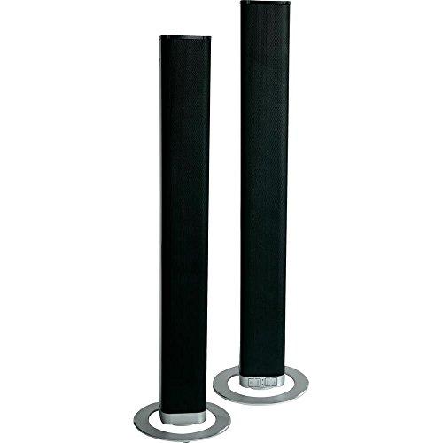 Silva Schneider SB 400 Twin Schwarz RST TV Soundbar Lautsprecher für 32 - Lautsprecher Tv