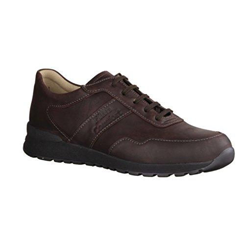 Finn Comfort Mens Prezzo Leather Shoes Dark Brown Comprar Barato Edición Limitada gIktd