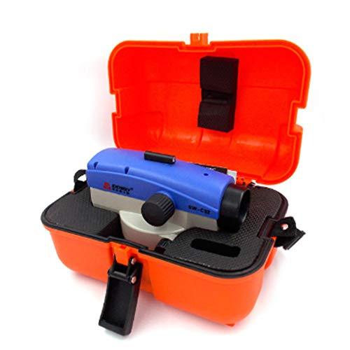perfk 1 Stück Auto Level Objektiv mit 32-fach Vergrößerung Nivelliergerät Anwendung im Bauwesen