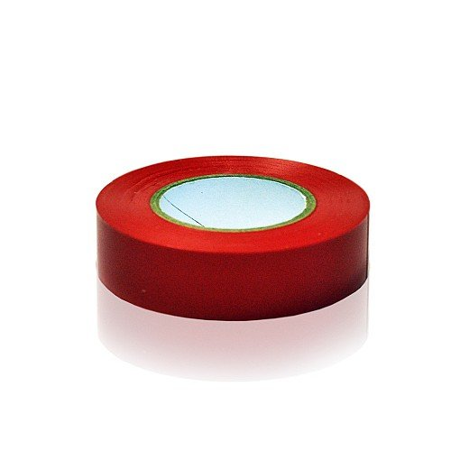 1 Roll 19mm x 20m Red PVC Sports Tape Football Hockey Rugby Test
