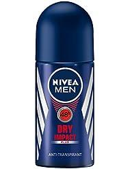Nivea Men Dry Impact Plus Deo Roll-on, Antitranspirant, 3er Pack (3  x 50 ml)