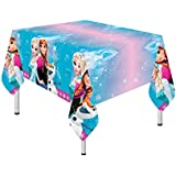 Procos 86884–Mantel plástico Disney Frozen Northern Lights (120x 180cm), multicolor