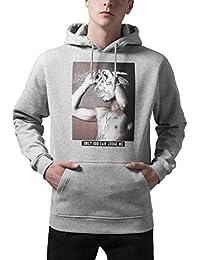 efa5f535dc0f Mister Tee Sweatshirt à Capuche O.G.C.J.M - Hommes et Adolescents - Imprimé  représentant Tupac (Tupac en Sweat à Capuche avec…