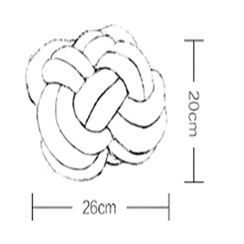 Kissen Kopfkissen Farbe Uni kreativen Kristall dekorativ Velours Füllstrich Hohe Qualität Faser Ball MOLLE Form, passend für alle Arten von Szenen Gebühren Mehrfarbig optional,, Trumpets, flower shape (er gen) - tender powder (Molle Hals)