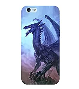 ifasho Designer Back Case Cover for Apple iPhone 6s Plus :: Apple iPhone 6s+ (Dragon Addis Ababa Ethopia Morena)