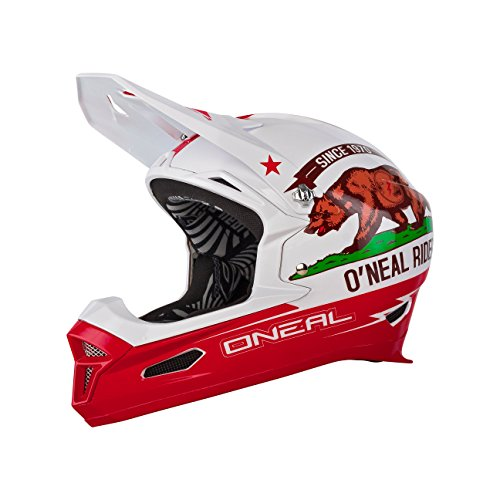 Oneal 0499FC-004 Casco de Bicicleta, Negro, L