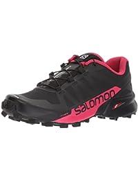 Salomon Speedcross Pro 2 W, Chaussures D'Escalade Femme, Noir, 43 EU