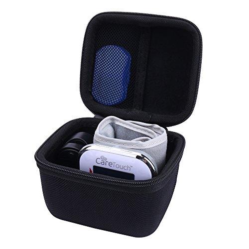 Reise Hart Taschen für Omron RS2/Omron RS3 Handgelenk-Blutdruckmessgerät von Aenllosi