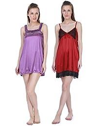 bce5dfcb10 Claura Women s Nighties   Nightdresses Online  Buy Claura Women s ...
