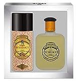 WHISKY For Men • Coffret Eau de Toilette 100ML + Déodorant 15OML • Vaporisateur • Spray • Parfum Homme • Cadeau • EVAFLORPARIS
