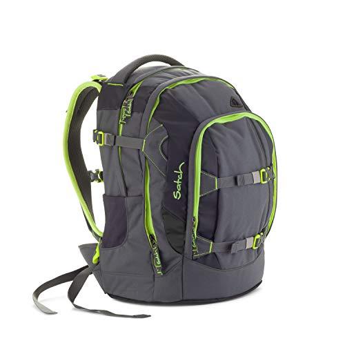 Satch Schulrucksack Pack Phantom 802 grün-grau - 3
