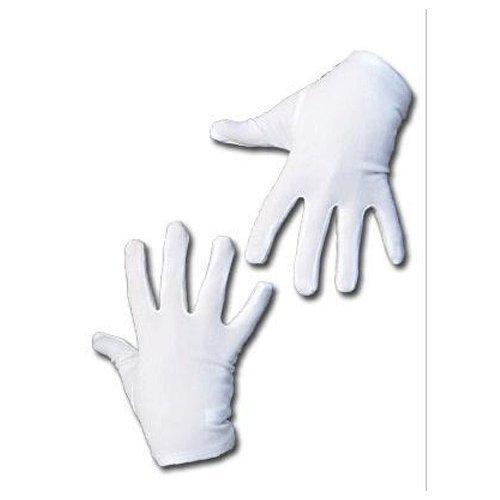 PTIT CLOWN Kinder Handschuhe Halloween Farbe Weiß (Kinder Weiße Handschuhe)
