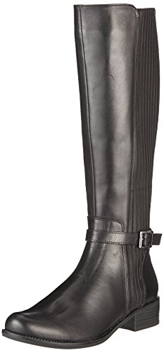 Caprice Damen 25505 Stiefel, Schwarz (Black Nappa), 36 EU