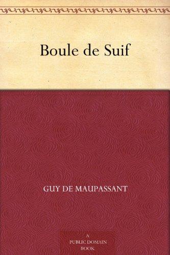 Couverture du livre Boule de Suif