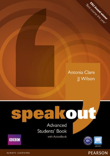 Speakout Advanced Students' Book and DVD/Active Book Multi-ROM Pack