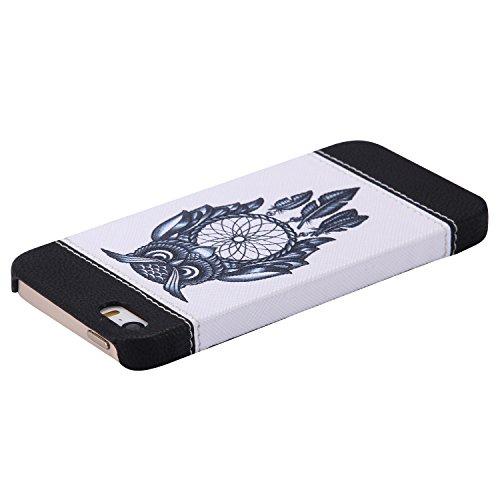 TPU Silikon Schutzhülle Handyhülle Painted pc case cover hülle Handy-Fall-Haut Shell Abdeckungen für Smartphone Apple iPhone 5 5S SE +Staubstecker (11AC) 8