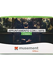 Idea Regalo - Musement Giftbox - APPUNTAMENTO CON L'ARTE (Classic) - Cofanetto regalo