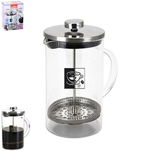 Kaffeezubereiter Kaffeepresse 800ml 0,8 L Orion schwarz