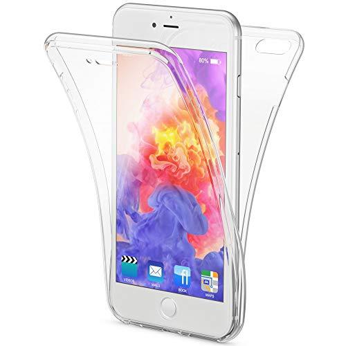 NALIA Funda 360 Grados Compatible iPhone 6 Plus