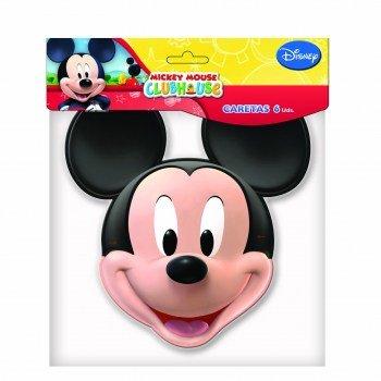 Mickey-mouse-taschen (Mickey Mouse–6caretas, Tasche 12Packs (verbetena 014000389))