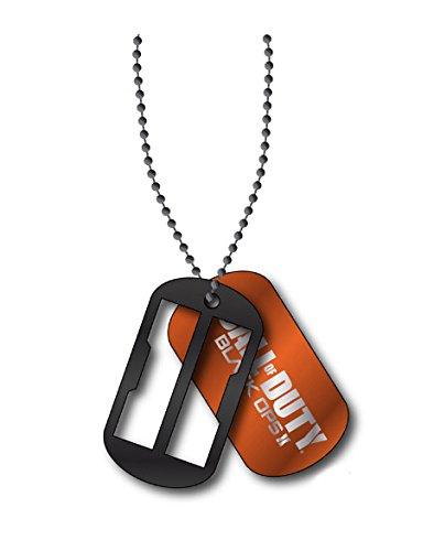 Call of Duty BO2 Dog Tags - Knockout - Of Dogtag Duty Call