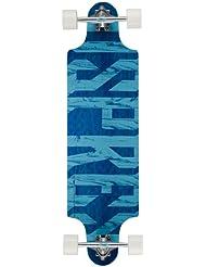 Osprey Text Twin Tip Skateboard Bleu