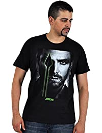 Arrow - Eyes Herren T-Shirt - Schwarz