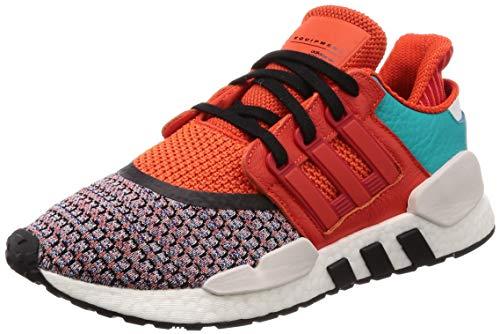 Adidas Sneaker Equipment Support 9118 weißschwarz