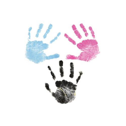 ProudBody, Inc. Proudbody, Inc. Proudbody My Little Prints Baby Safe Ink Pad, Black