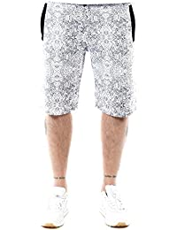 Shorts Wrung – Tribal Lo blanc taille: XL (X-Large)