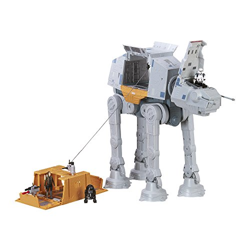 Star Wars Spielset Rogue One Rapid Fire Imperial AT-ACT-Kampfläufer