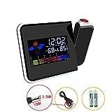 Best Horloges de projection d'alarme - XIAOMEI électronique Numérique Horloge d'alarme de Projection Snooze Review