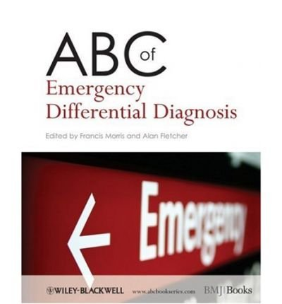 ABC of Emergency Differential Diagnosis (ABC (Wiley)) (Paperback) - Common Buch-Cover